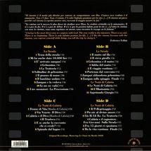 Nino Rota - Federico Fellini La Strada [2LP]