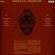 Oneness Of Juju - African Rhythms [LP]