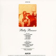Billy Bruner - Billy Bruner [LP]