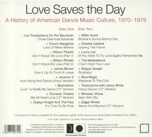 VA - Love Saves The Day: History Of Dance Music 1970-1979 [2CD]