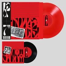 """Black Devil - Lucifer Is A Flower (Limited Red Vinyl LP+7"""" + Obi Strip)"""