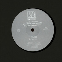 "Rheji Burrell - Out Of Body Experience [12""]"