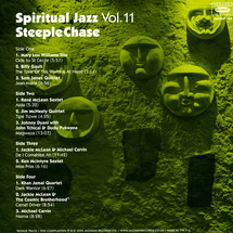 VA - Spiritual Jazz Vol.11: SteepleChase [2LP]