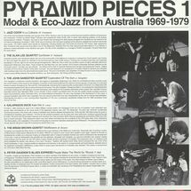VA - Pyramid Pieces