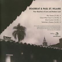 Deadbeat / Paul St. Hilaire / Tikiman - Four Quarters Of Love And Modern Lash