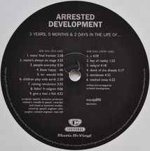 Arrested Development - 3 Years, 5 Months And 2 Days In The Life Of... [LP]