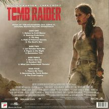 Tom Holkenborg / Junkie XL - Tomb Raider OST