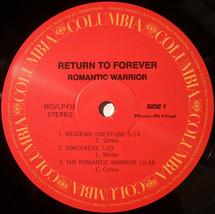 Return To Forever - Romantic Warrior  [LP]