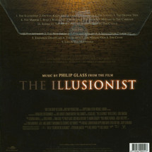 Philip Glass - The Illusionist OST
