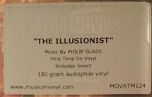 Philip Glass - The Illusionist OST [LP]