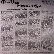 Miles Davis - Sketches Of Spain (Mono Edition)