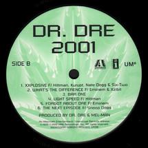 Dr.Dre - Chronic 2001 [2LP]