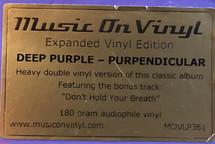 Deep Purple - Purpendicular [2LP]