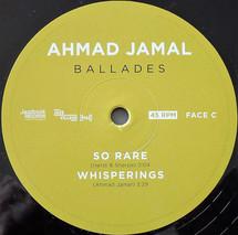 Ahmad Jamal - Ballades  [2LP]