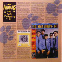 The Animals - The Complete Animals [3LP]