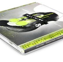 Sebastian Fabijański - PRIMITYW [CD]