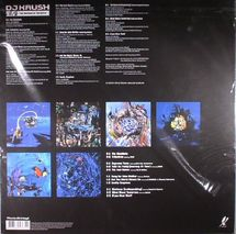 DJ Krush - The Message At The Depth [2LP]