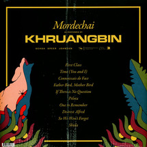 Khruangbin - Mordechai (Gatefold Cover/ LP + MP3)