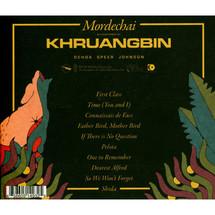 Khruangbin - Mordechai [CD]
