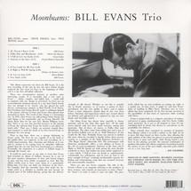 Bill Evans Trio - Moon Beams (180g Deluxe Gatefold Edition) [LP]
