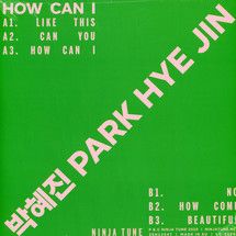 "Park Hye Jin - How Can I (12""+MP3) [12""]"