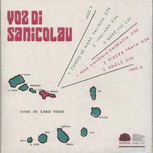 """Voz Di Sanicolau - Fundo De Mare Palinha (Gatefold Cover / 10"""" LP) [10""""]"""