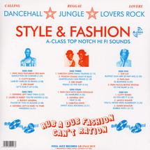 VA - Style & Fashion - A-Class Top Notch Hi Fi Sounds In Fine Style