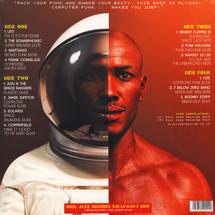 VA - Space Funk - Afro Futurist Electro Funk In Space 1976-84 [2LP]