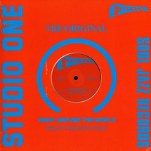 "The Wailing Souls - Trouble Maker / Run My People [12""]"