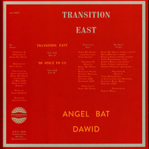 "Angel Bat Dawid - Transition East [7""]"