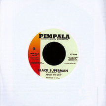 "NWA - Straight Outta Compton / Black Superman [7""]"