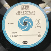 John Coltrane - Trane: The Atlantic Collection [LP]