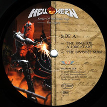 Helloween - Keeper Of The Seven Keys - The Legacy (clear vinyl) [2LP]