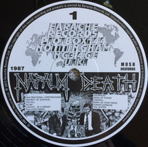Napalm Death - Scum [LP]