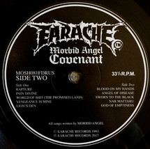 Morbid Angel - Covenant [LP]