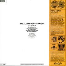 Ray Alexander Technique - Let