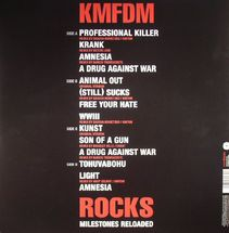 KMFDM - Rocks Milestones Reloaded [2LP]