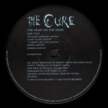 The Cure - The Head On The Door [LP]