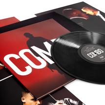 Hades - COMBO 180gr BLACK [LP]