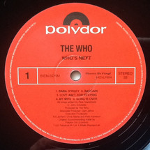 The Who - Who's Next [LP]
