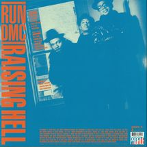 Run DMC - Raising Hell [LP]
