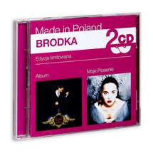 Brodka - Album / Moje piosenki [2CD]