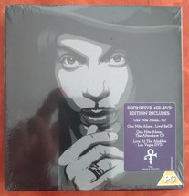 Prince - Up All Nite With Prince (The One Nite Alone Collection) [4CD+DVD]