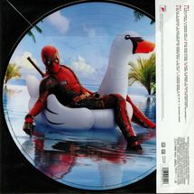 Tyler Bates - Deadpool 2 OST (Picture Disc) [LP]