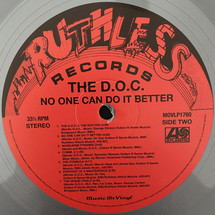 The D.O.C. - No One Can Do It Better (Silver Vinyl) [LP]