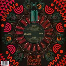 """VA - Door To The Cosmos - Dancefloor Sampler [12""""]"""