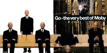 Moby - Go - The Very Best Of Moby [CD]