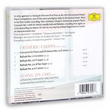 Seong-Jin Cho - Chopin Piano Concerto No. 1 + Ballades [CD]