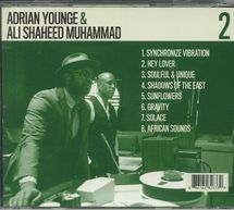 Adrian Younge - Jazz Is Dead 2 [CD]