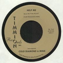 Carlton Jumel Smith / Cold Diamond & Mink - Help Me (Save Me From Myself)
